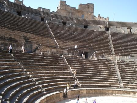 Bosra - theater